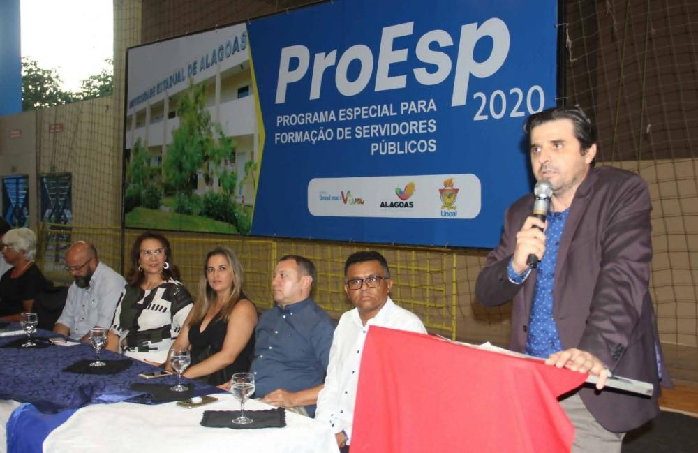 Prefeitura de Arapiraca participa de ProEsp da UNEAL