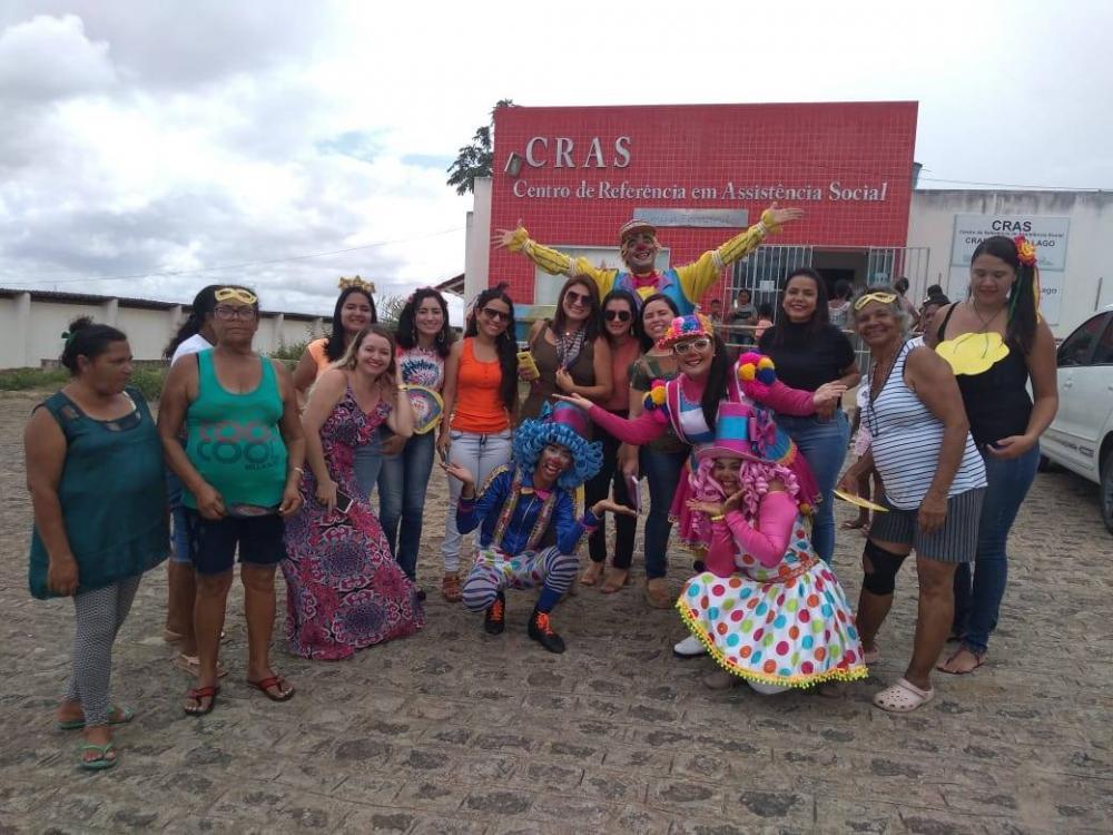 Prefeitura de Arapiraca promove carnaval com muita descontração para comunidades do município