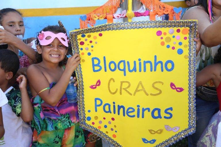 Arapiraca segue a programação do folia de rua no centro e comunidades