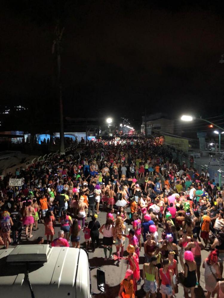 Pré-carnaval mediu força eleitoral em Palmeira dos Índios