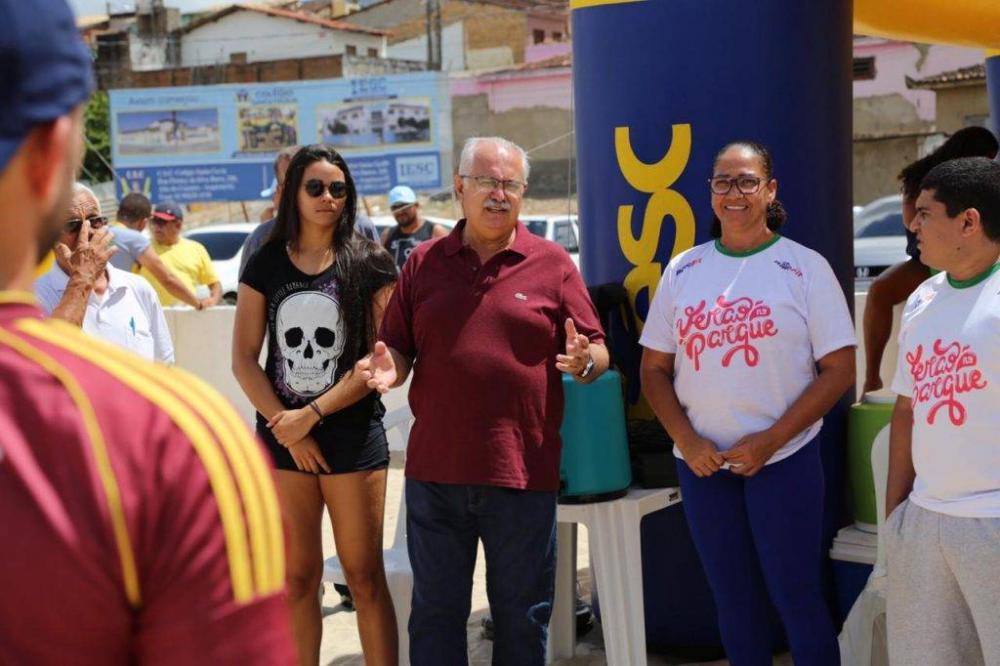 Arapiraca abre inscrições para atividades esportivas do Verão Parque