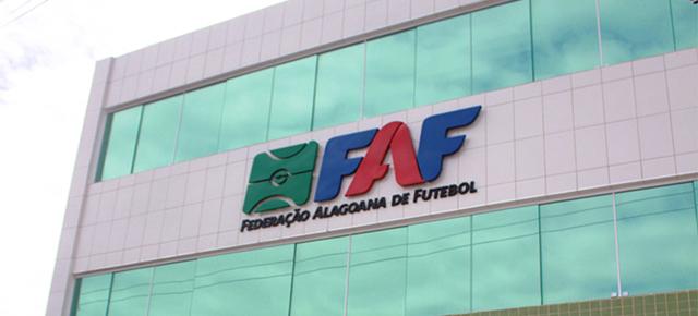 FAF decide por suspensão do Campeonato Alagoano por 15 dias
