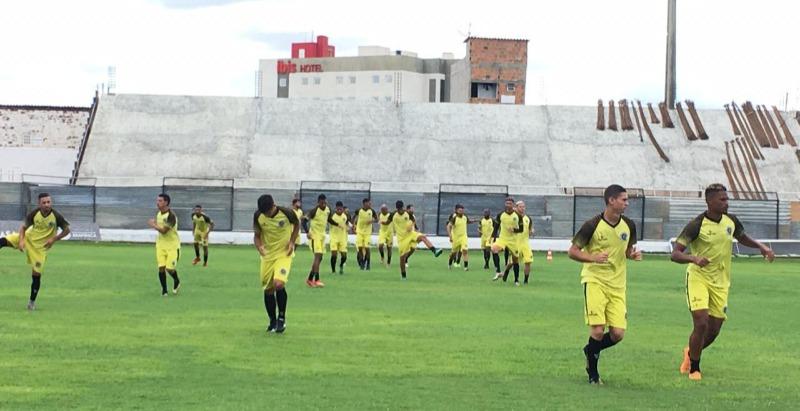 ASA vai suspender contratos de todos os profissionais até o retorno do Alagoano