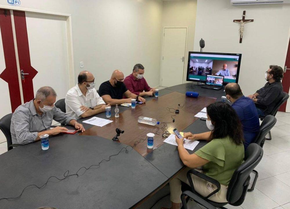 Teófilo anuncia pacote tributário para beneficiar contribuinte durante pandemia