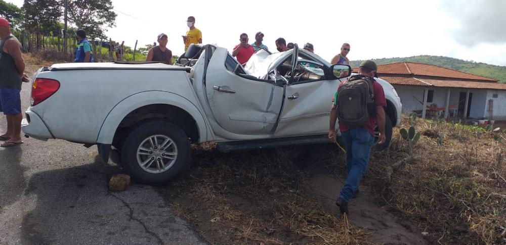 Grave acidente resulta na morte de comerciante em Quebrangulo