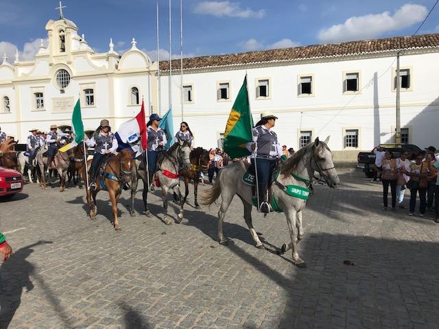 Cavalgada de Nossa Senhora do Bom Conselho em sua 18ª Edição refaz caminho de Manoel André