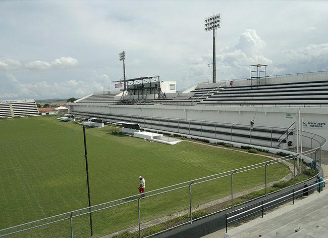 Construção da ferrovia motivou a construção do Estádio Coaracy da Mata Fonseca