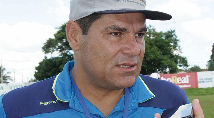 Léo Goiano é o novo técnico do ASA para a sequência do Alagoano 2020